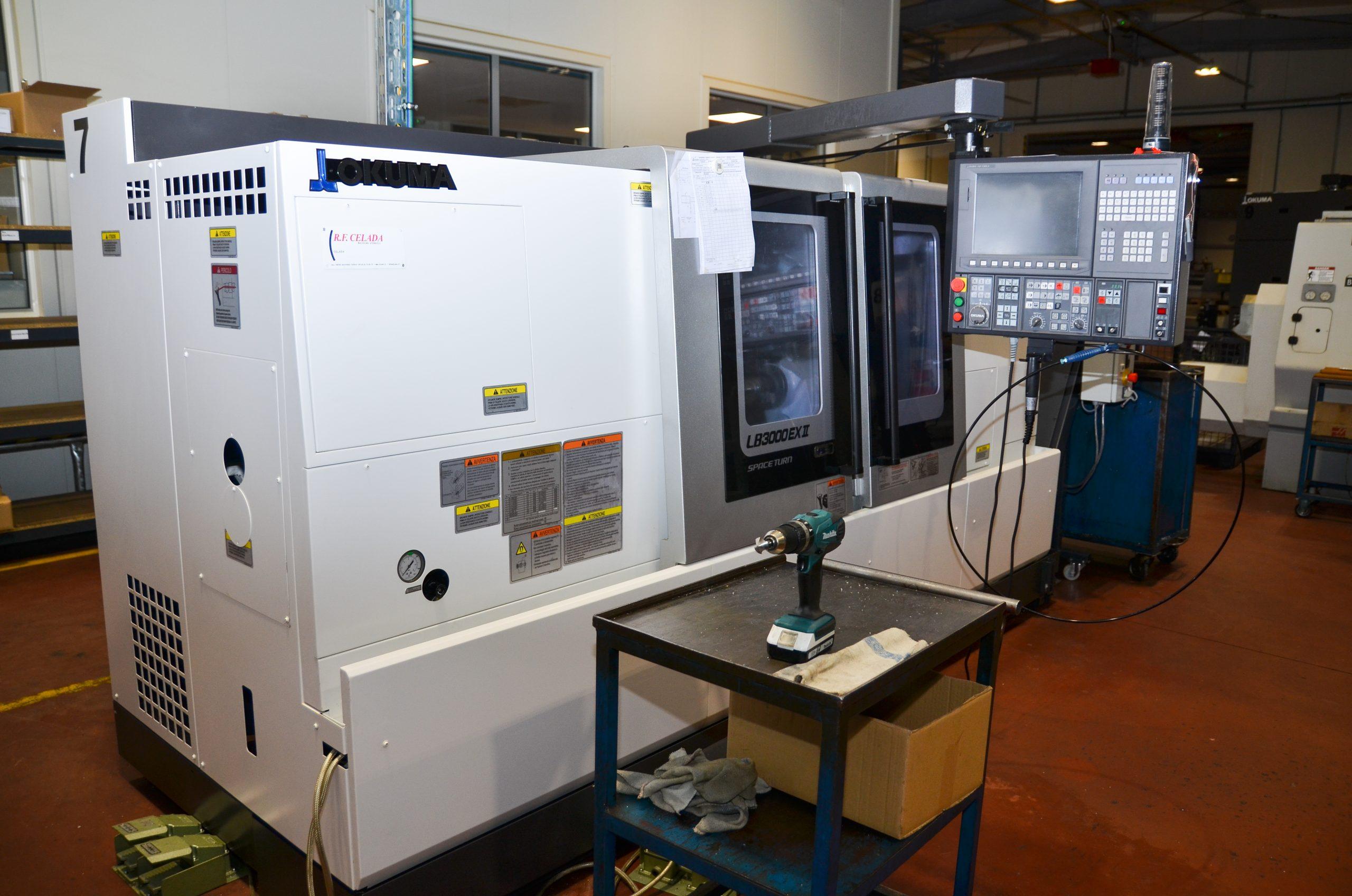 7_OKUMA LB3000EX II _M C1000