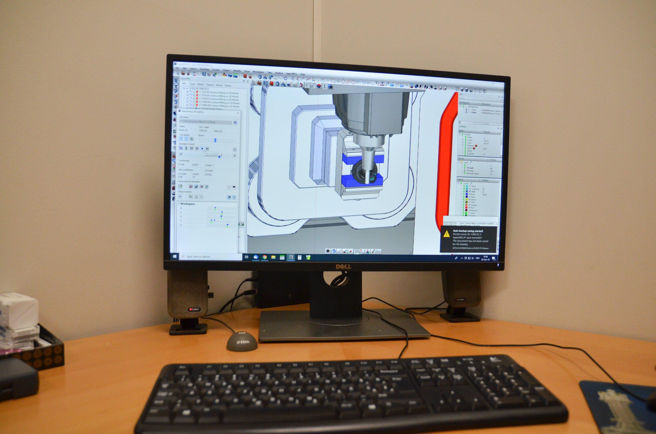 3D projektiranje