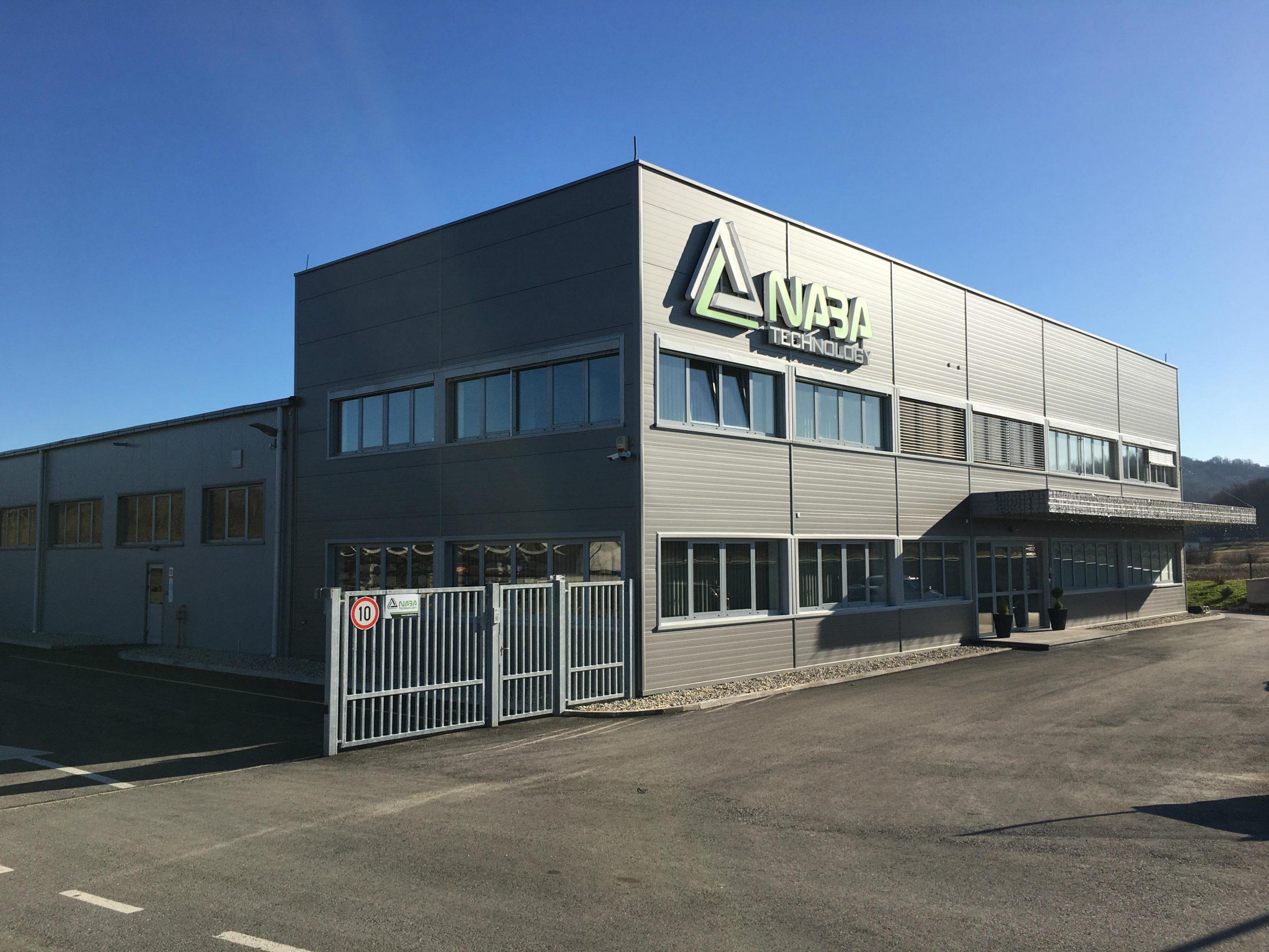 NABA Technology zgrada